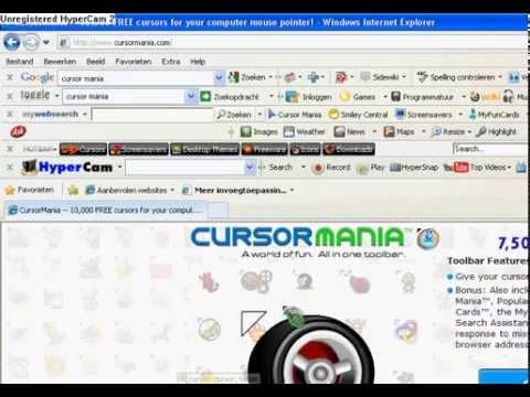cursor mania gratuitement