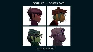 Gorillaz - O Green World - Demon Days
