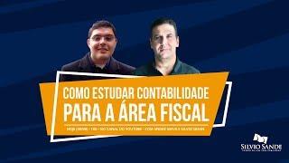 [LIVE] Como estudar Contabilidade para a área fiscal com André Neiva e Silvio Sande