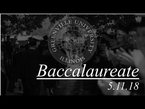Greenville University Baccalaureate 2018
