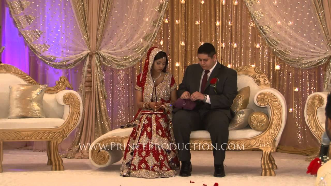 Egyptian indian wedding highlights chicago youtube junglespirit Images