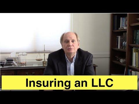 Insuring An LLC