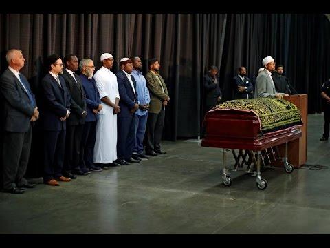 Muhammad Ali's Janazah & Memorial Service...