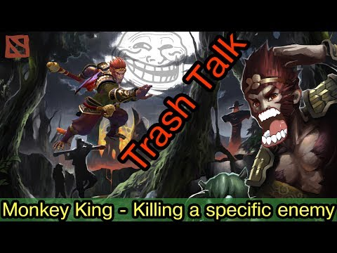 Monkey King - All Responses Killing a specific enemy (with subtitle) Sun Wukong