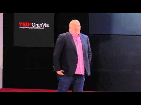 De vendedor de cromos a Mejor Emprendedor del año   Carlos Blanco   TEDxYouth@GranVia