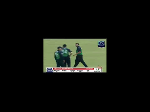 3rd ODI Match Afghanistan vs Ireland at Greater Noida Sports Complex