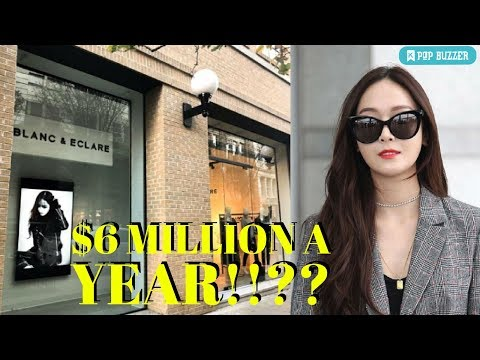 Jessica Jung's BLANC & ECLARE New York SOHO Store Rent Cost $500k A Month