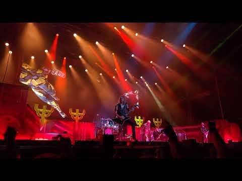 Judas Priest - Metal Gods [live Romexpo...
