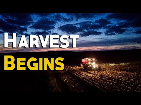 Gentlemen, Start Your Engines! - Wisconsin Corn Harvest