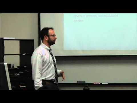 Visiting Scholar Series 2012  |  David Karpf - The Move on Effect