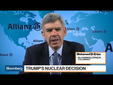 El-Erian Expects U.S. to Modify Not Exit Trade Deals