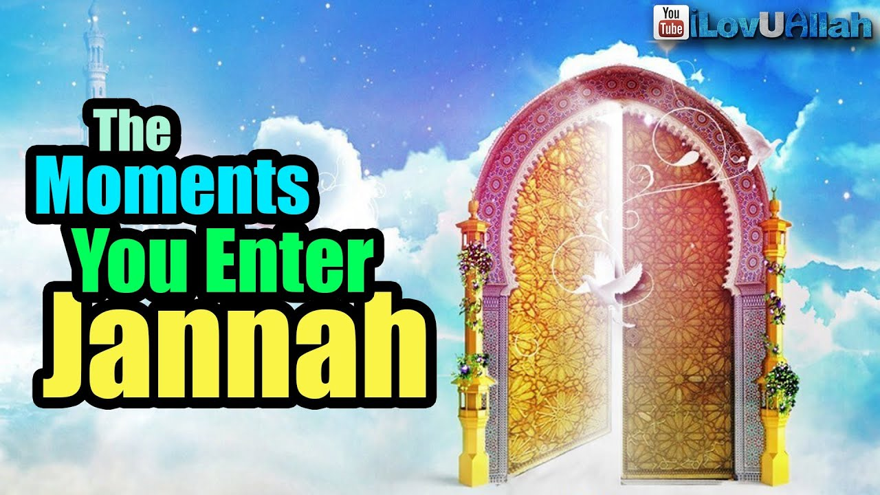 The Moments You Enter Jannah ᴴᴰ | Bilal Assad