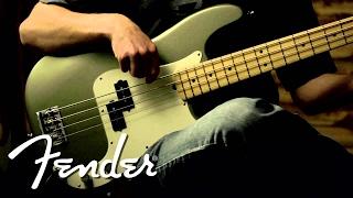 Fender Original Precision Bass® Pickup -- CLEAN | Fender