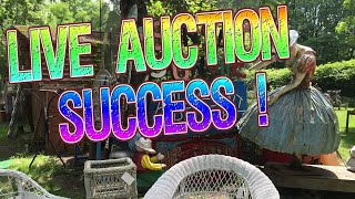 10 Tips for Live Auction Success - How to Be a Good Bidder !