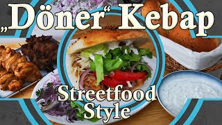 DOENER KEBAP WITHOUT rotisserie from the Oven