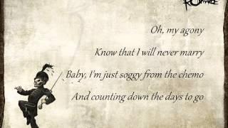 My Chemical Romance - Cancer Lyrics