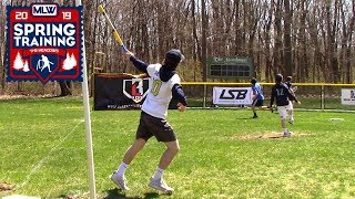 2019 SPRING TRAINING | MLW Wiffle Ball