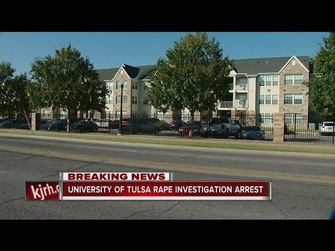 University Of Tulsa Rape Investigation Arrest