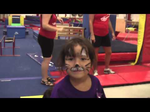 Gymtastics Play-it-Forward Projects Calgary Summer Camp