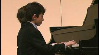 Ben Gottesman & Ethan Murphy Piano Duet - Jingle Bells