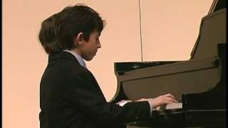 Ben Gottesman & Ethan Murphy Piano Duet - Jingle Bells