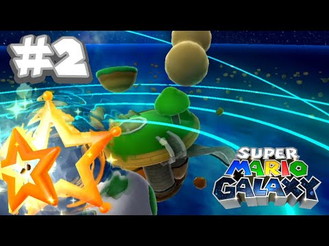 Super Mario Galaxy #2 - Good Egg Galaxy (Super Mario 3D All Stars)