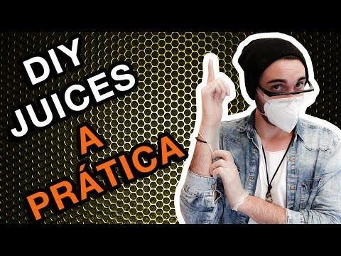 Ep. 11- DIY Juices, A Prática.