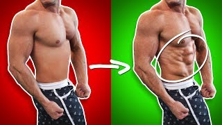 3 Exercises For Tighter & More Defined Obliques! (FULL WORKOUT!)