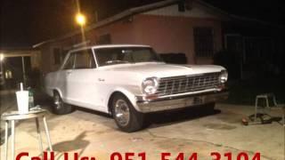 United Car Exchange -  1964 Chevrolet Nova - $12,000
