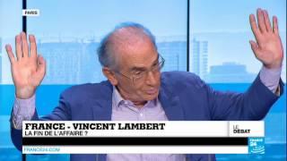 Vincent Lambert : la fin de l'affaire ?