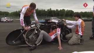 Compilation: how the World Speed Record was broken