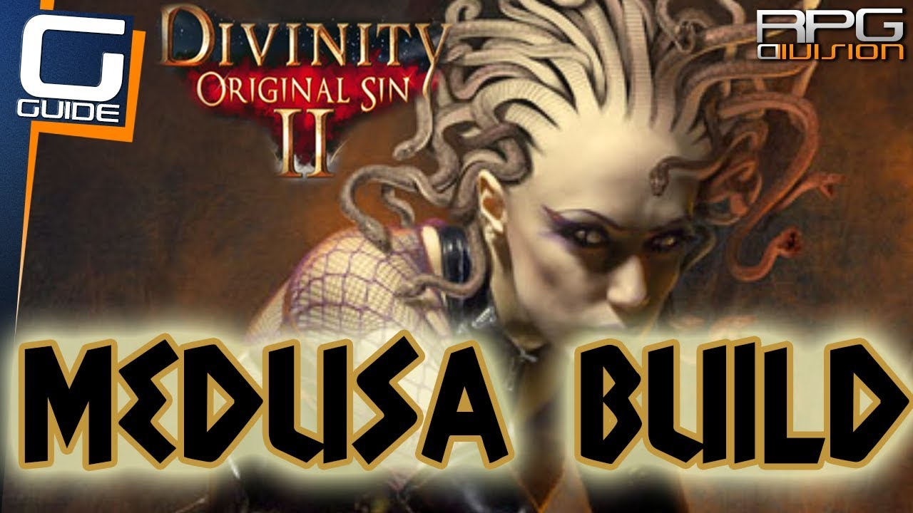 Dos2 medusa head