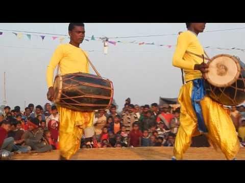 CHHOU DANCE OF PURULIYA ,SUNDA UPASUNDA...