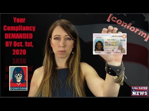 Americans Forced To Comply By 2020—No Compliance, No Entry and The Bill Already Passed