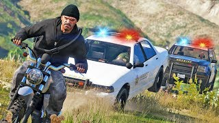 Trevor39s Back in Business  GTA 5 Action Film
