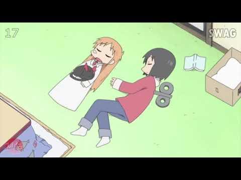 АНИМЕ ПРИКОЛЫ | Смешные моменты из аниме | Anime COUB | Аниме приколы под музыку | Anime VINES #127