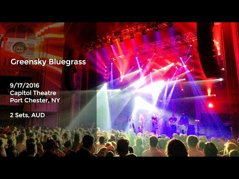 Greensky Bluegrass Live at the Capitol Theater - 9/17/2016 Full Show AUD