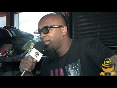 Tech N9ne On Yeezus & Rap God