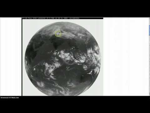 Antarctica Moon Video Response/Earth Wobble?