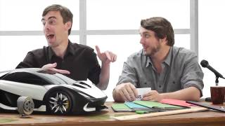 Car Designer Talk (Sponsored)