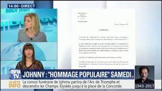 Johnny Hallyday reposera à Saint-Barthélemy