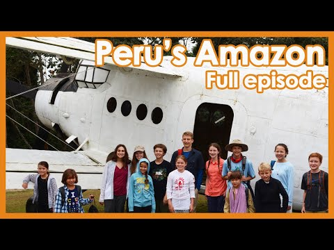 Discover Peru's Amazon Rainforest – Family Travel Adventures