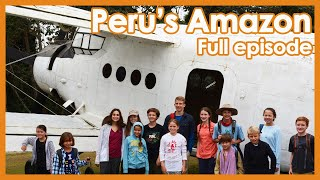Discover Peru's Amazon Rainforest - Family Travel Adventures