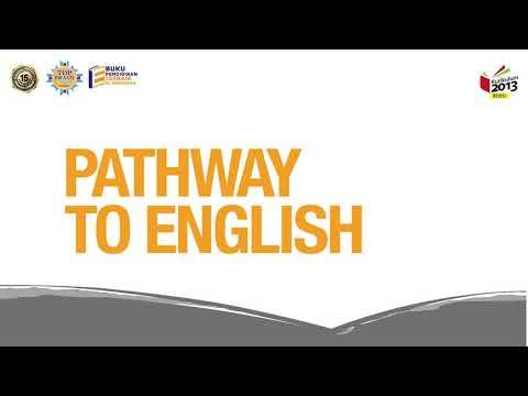 Buku PATHWAY TO ENGLISH Kelompok Wajib | Penerbit Erlangga