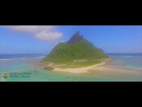 Beautiful Manu'a Islands | 4K