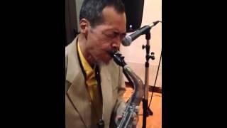 Kazuo Suzuki Alto Sax