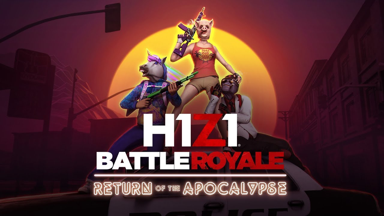 Huge update for H1Z1: Battle Royale adds new map and