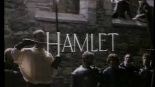 Mel Gibson in Hamlet 1990 TV trailer