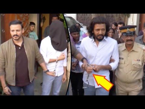 Vivek Oberoi Caught Ritesh Deshmukh For This Crime
