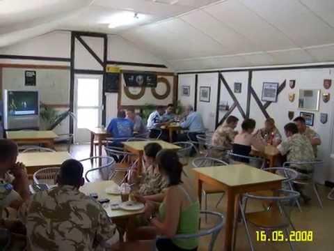 My dream mission:UNFICYP  Cyprus 2008-2009